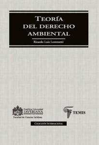 Teoría del Derecho Ambiental, Editorial Porrúa
